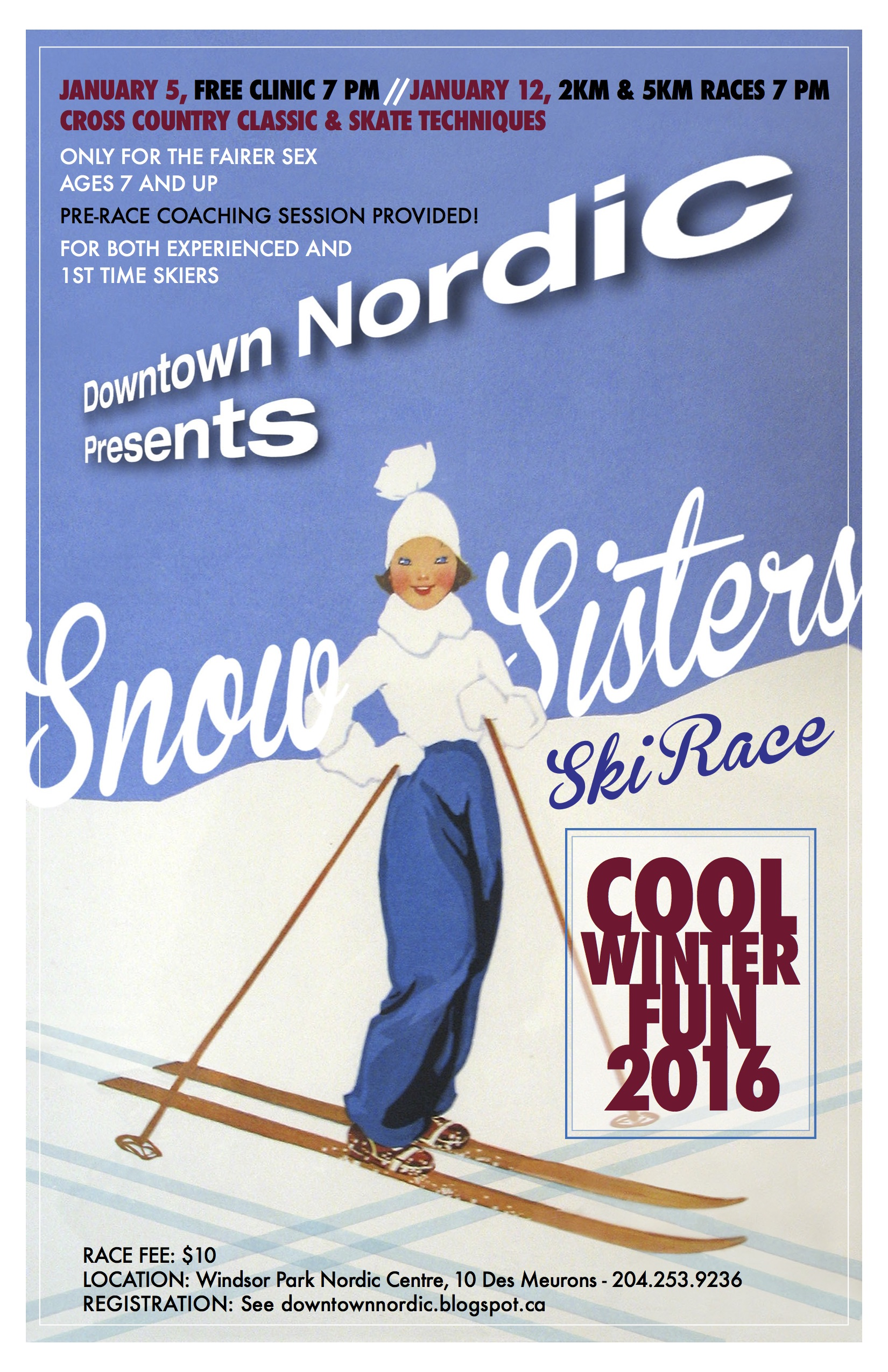 Downtown Nordic 2016 Poster WEB